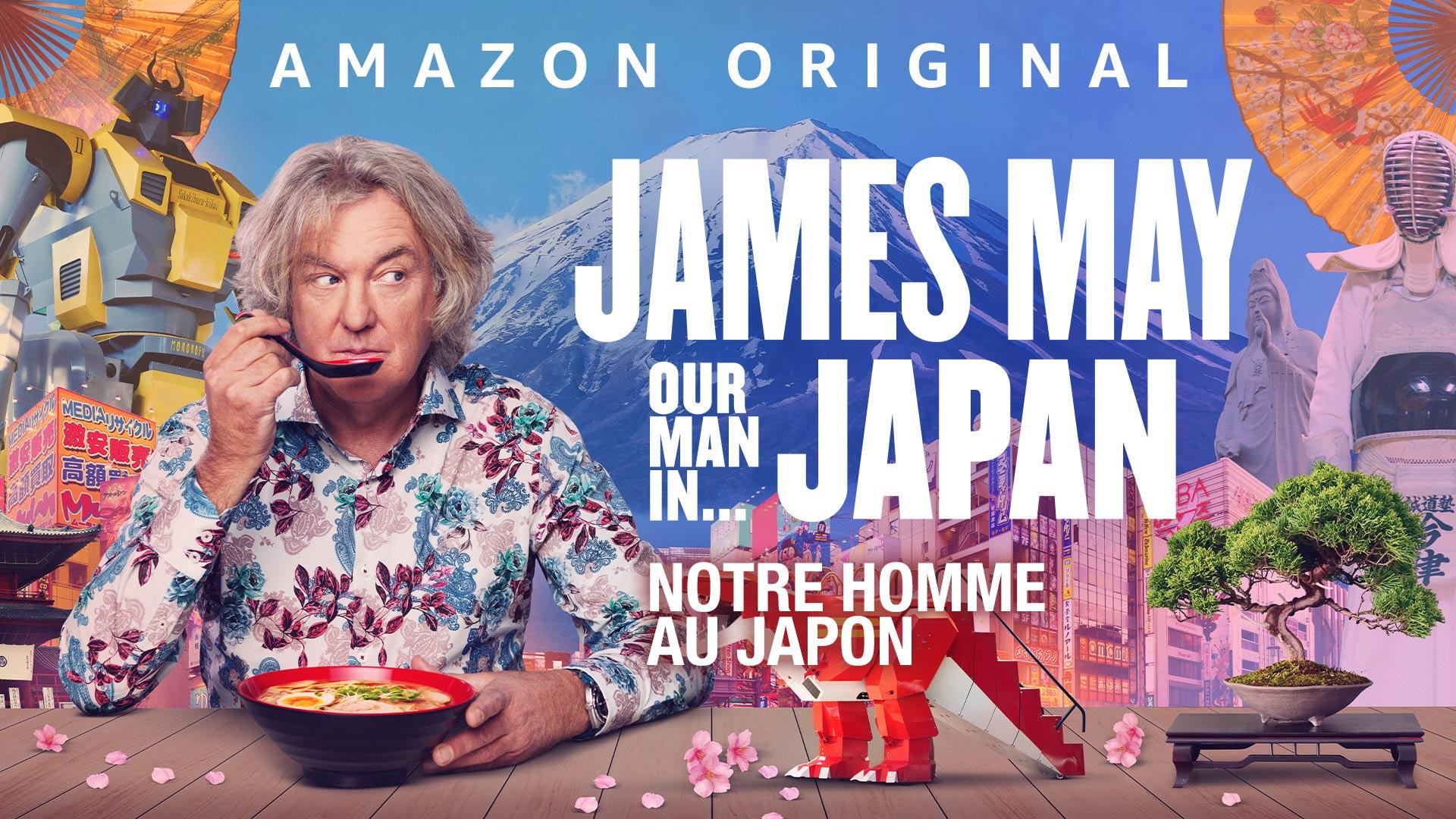James May : Notre homme au Japon Saison 1