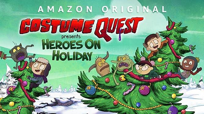 Costume Quest - Season 103