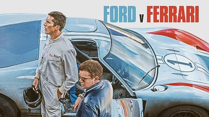 Prime Video Ford V Ferrari