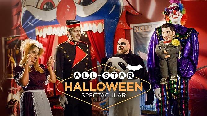 All-Star Halloween Spectacular - Season 1