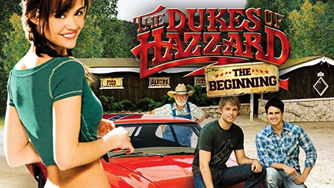 The Dukes of Hazzard: Beginning (Rated)