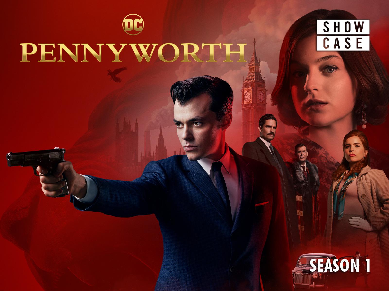 Prime Video Pennyworth Season 1