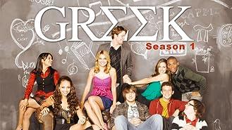 Greek Season 1