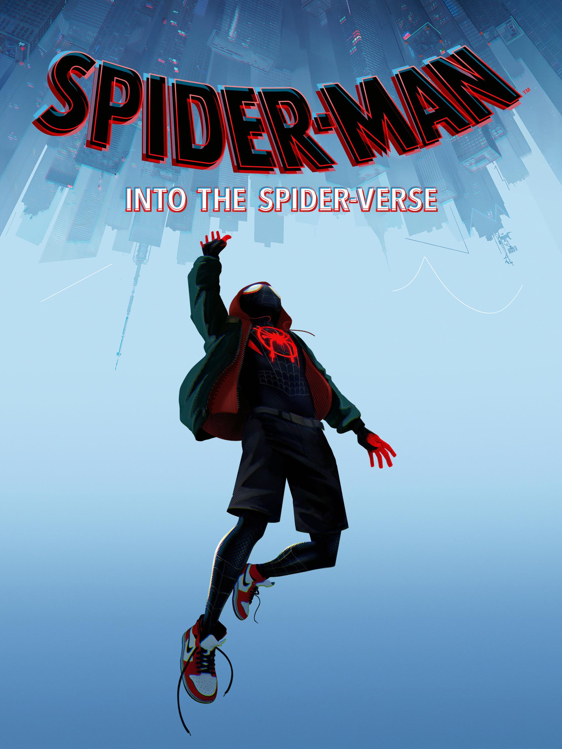 Prime Video Spider Man Into The Spider Verse