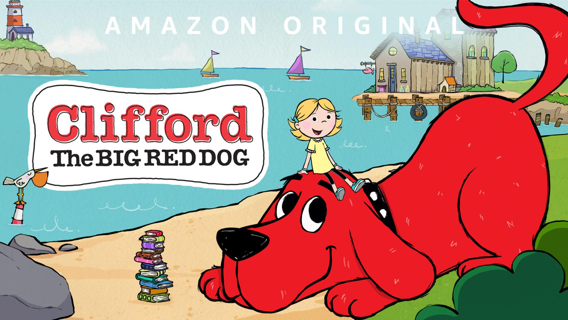 Clifford the Big Red Dog – Season 1, Part 1