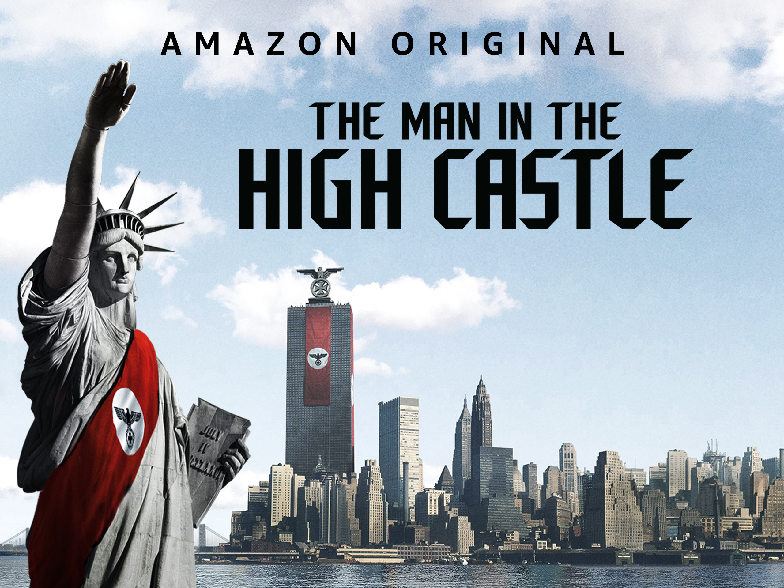Prime Video The Man In The High Castle Season 1