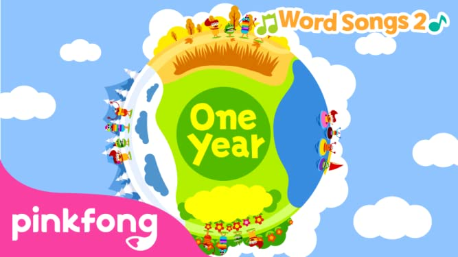 Pinkfong! Word Songs