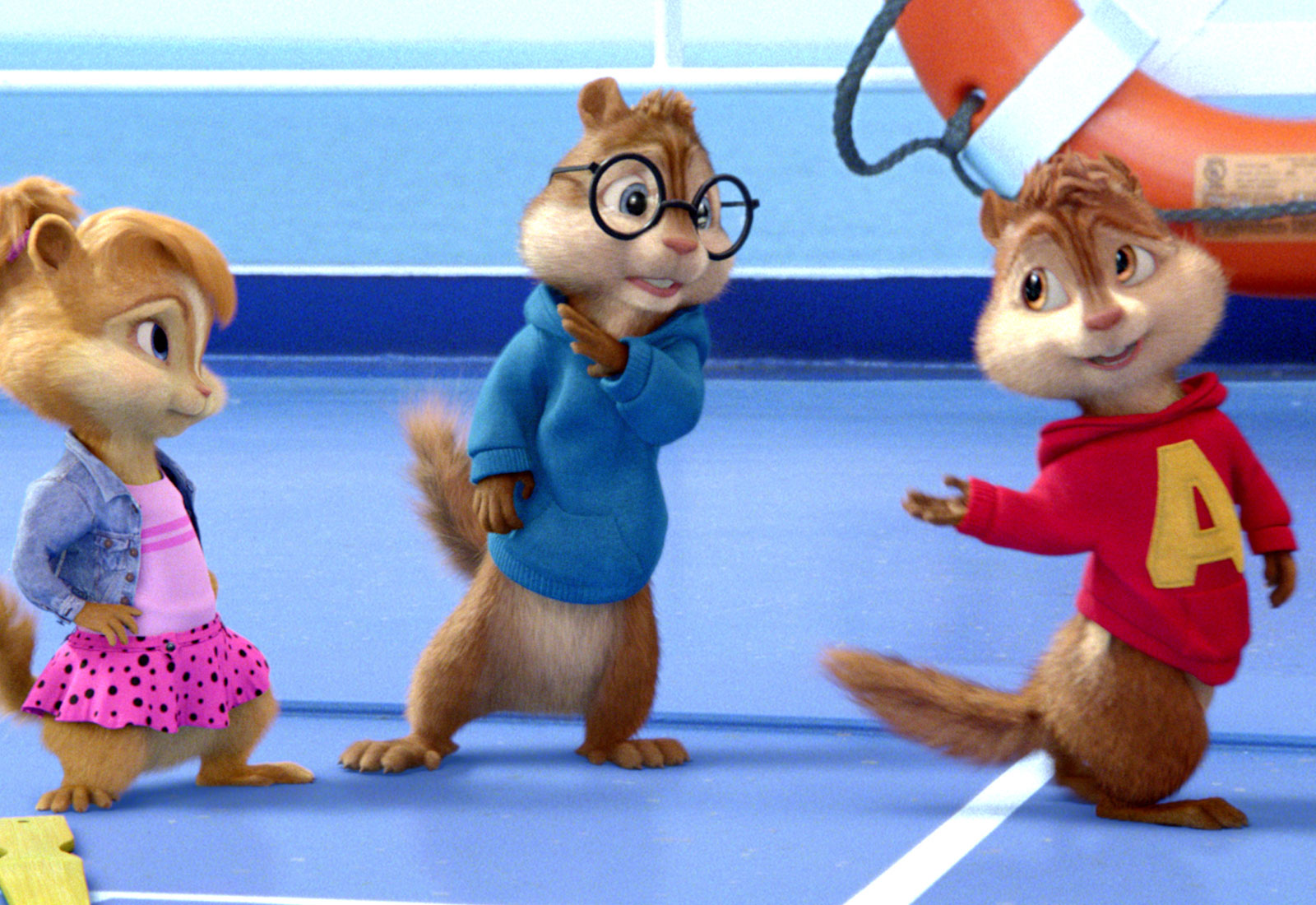 Alvin And The Chipmunks: Chipwrecked on Amazon Prime Video UK