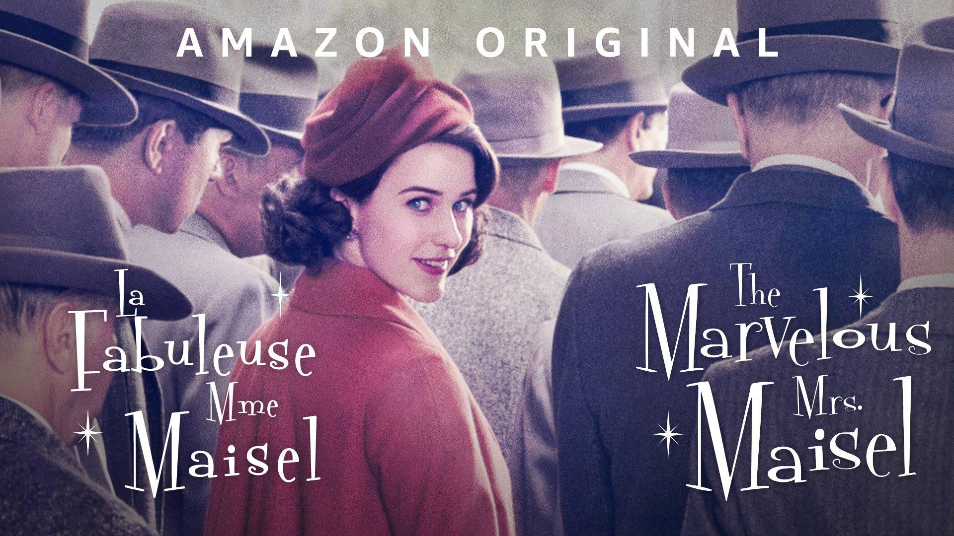 La fabuleuse Mme Maisel - Saison 1