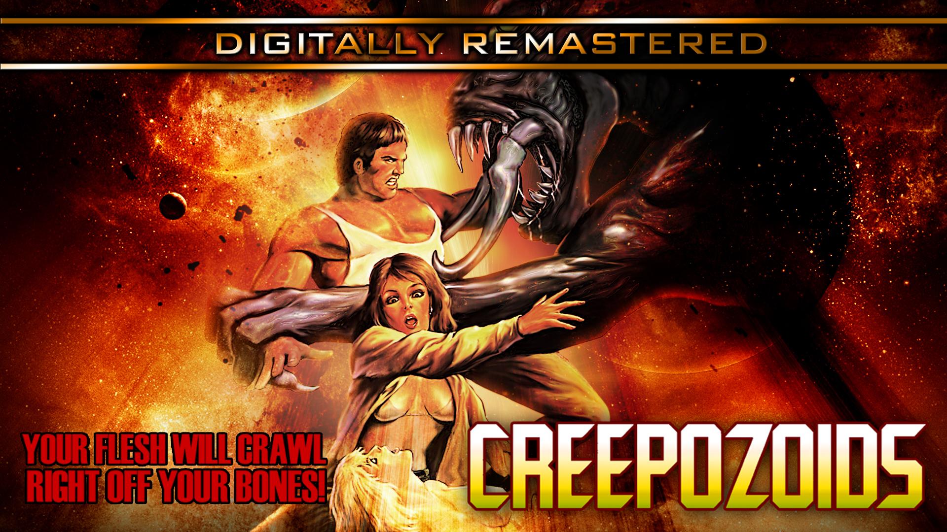 Creepozoids: REMASTERED