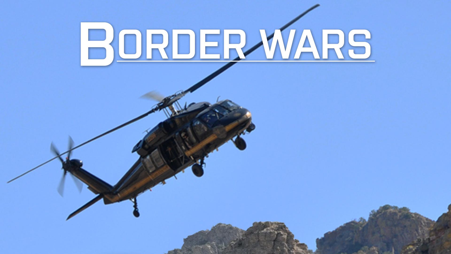 Border Wars Season 1