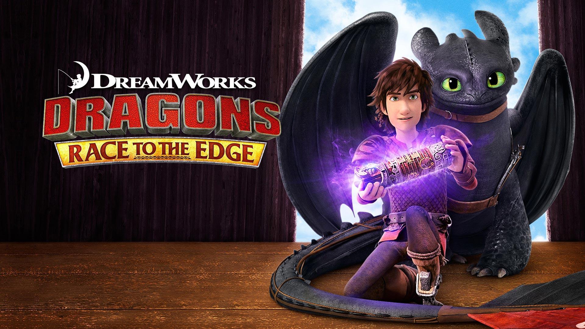 Dragons: Race to the Edge Season 1