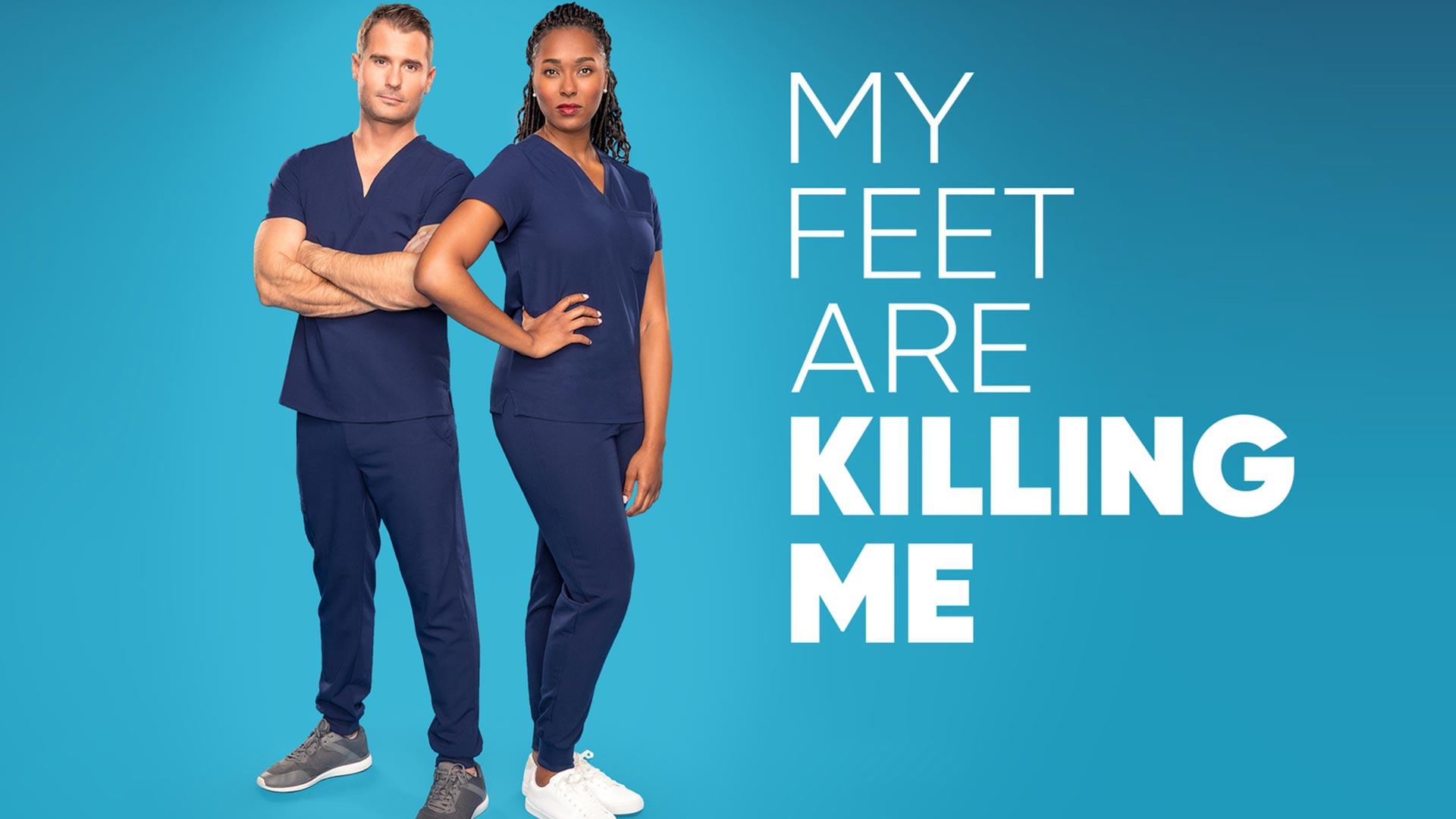 My Feet Are Killing Me - Season 1
