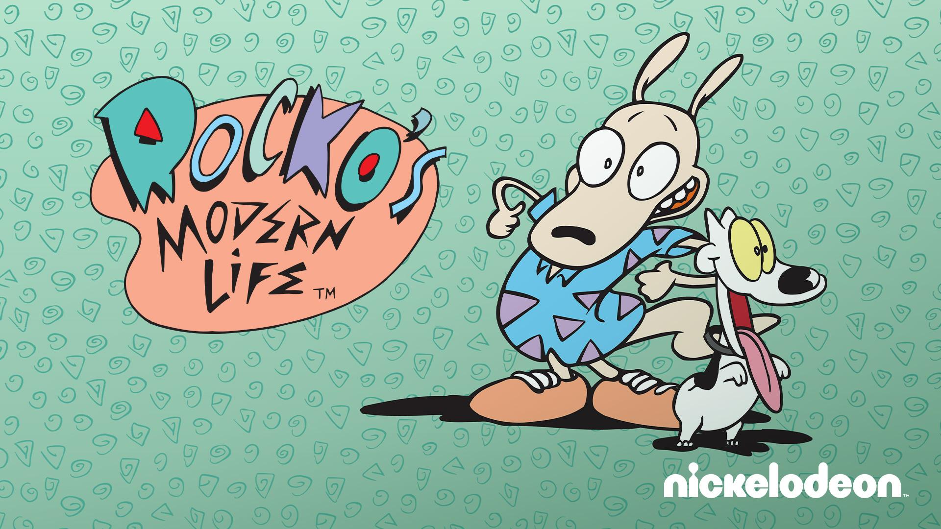 Rocko's Modern Life Volume 1
