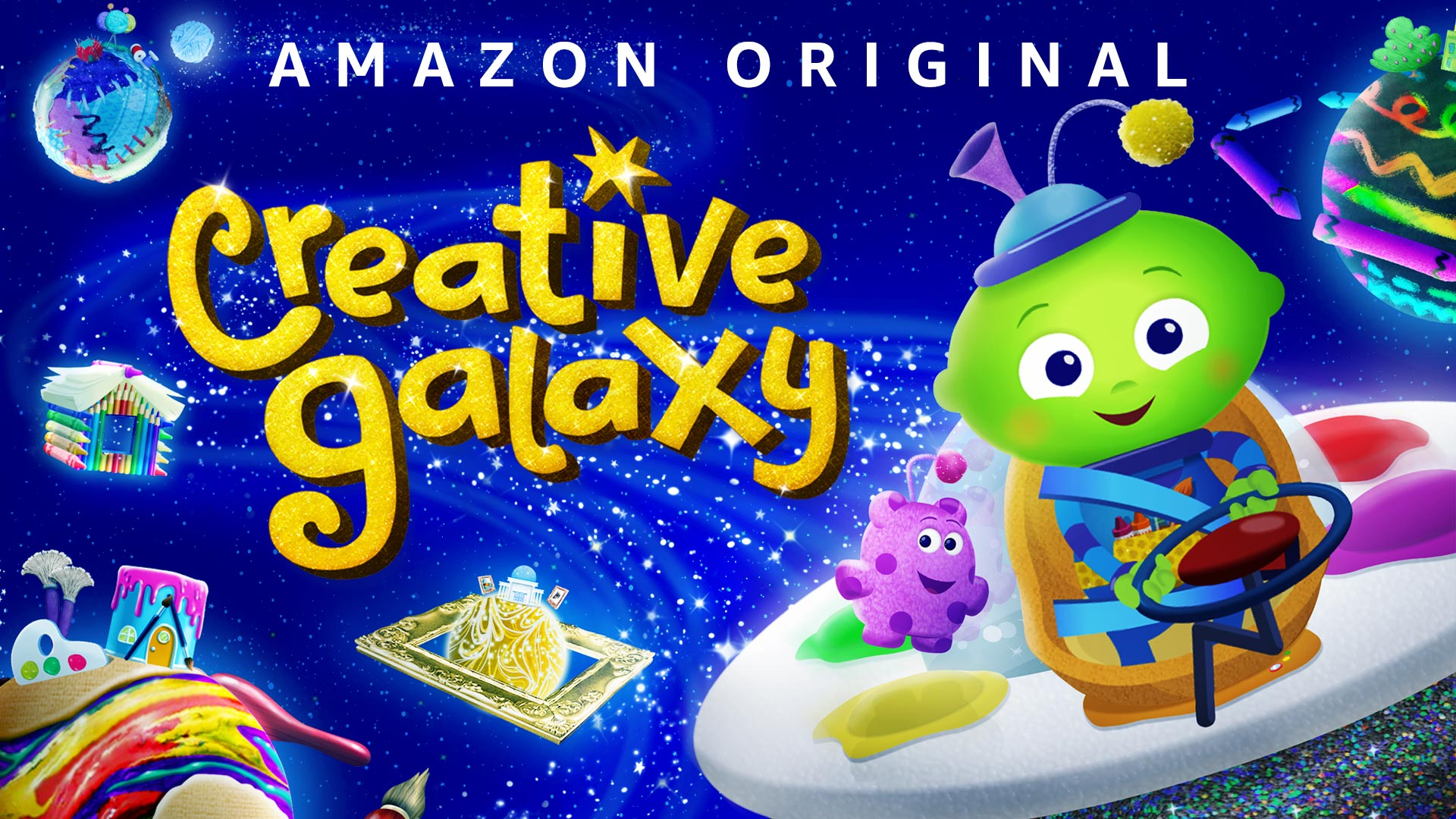 Creative Galaxy Stagione 101