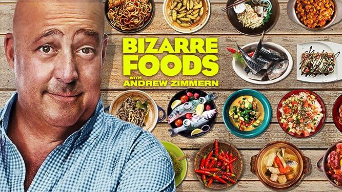 Bizarre Foods with Andrew Zimmern - Season 5