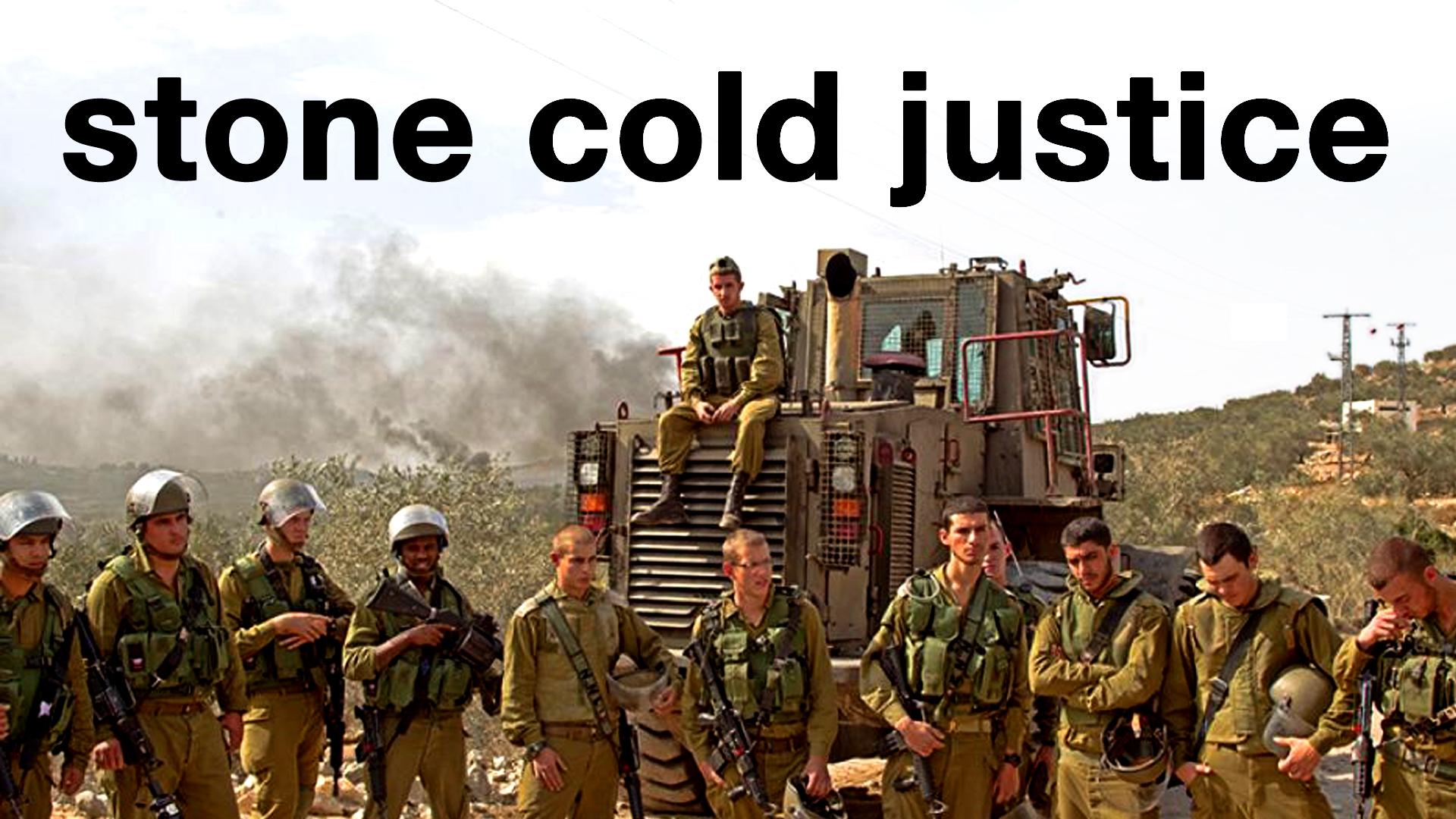 Stone Cold Justice