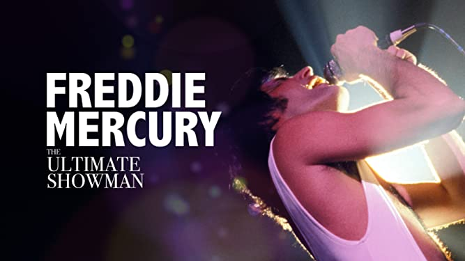 Freddie Mercury: The Ultimate Showman