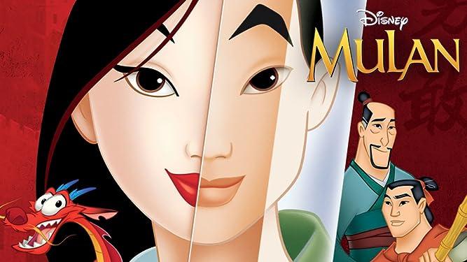 Mulan (Plus Bonus Content)