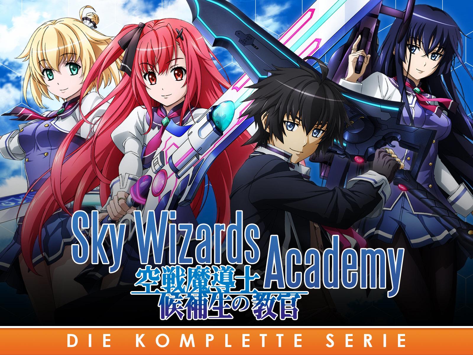 Sky Wizards Academy