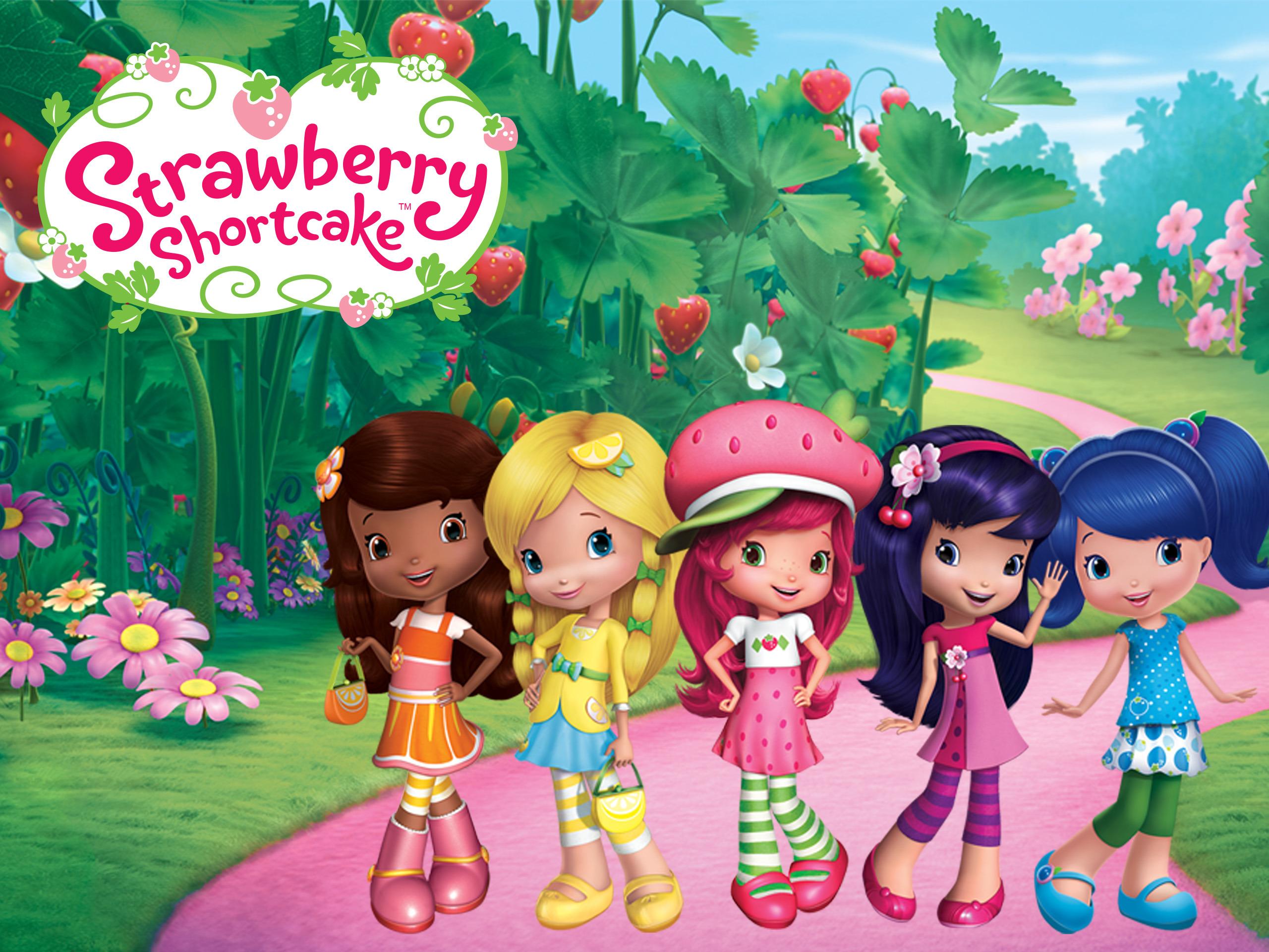 Strawberry Shortcake Berry Bitty Adventures Plum