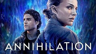 Annihilation (4K UHD)