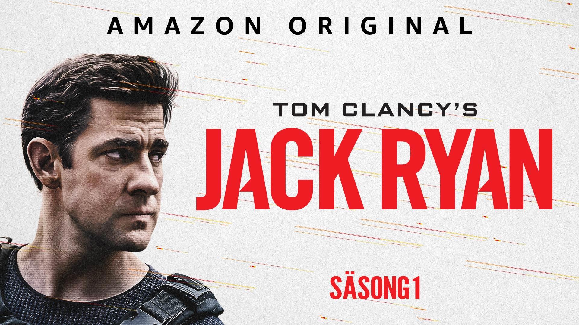 Tom Clancys Jack Ryan - Säsong 1