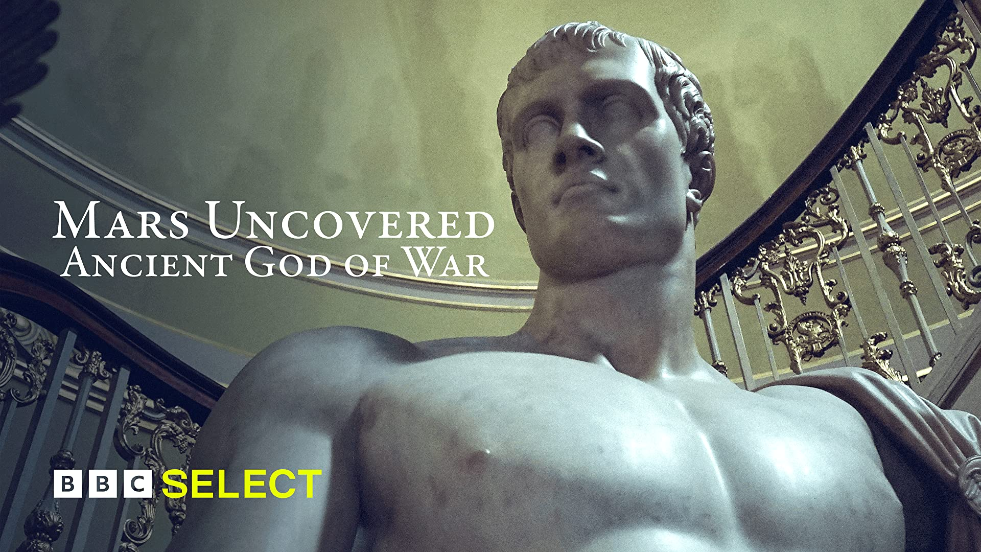 Mars Uncovered: Ancient God of War