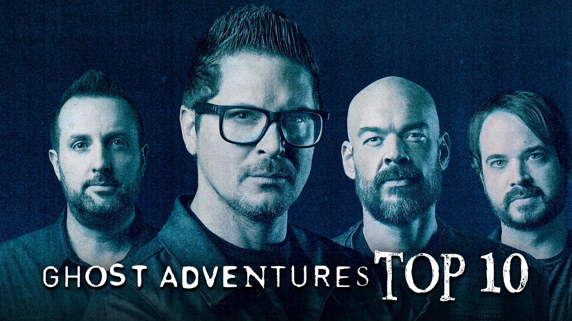Ghost Adventures: Top 10 - Season 1