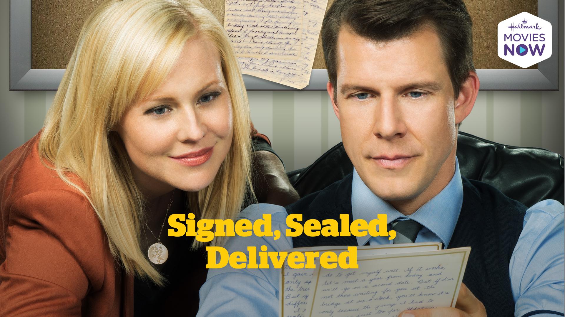 Signed, Sealed, Delivered, Season 1