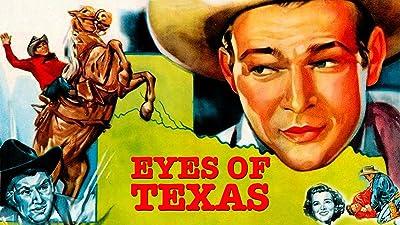Eyes Of Texas (Black & White)