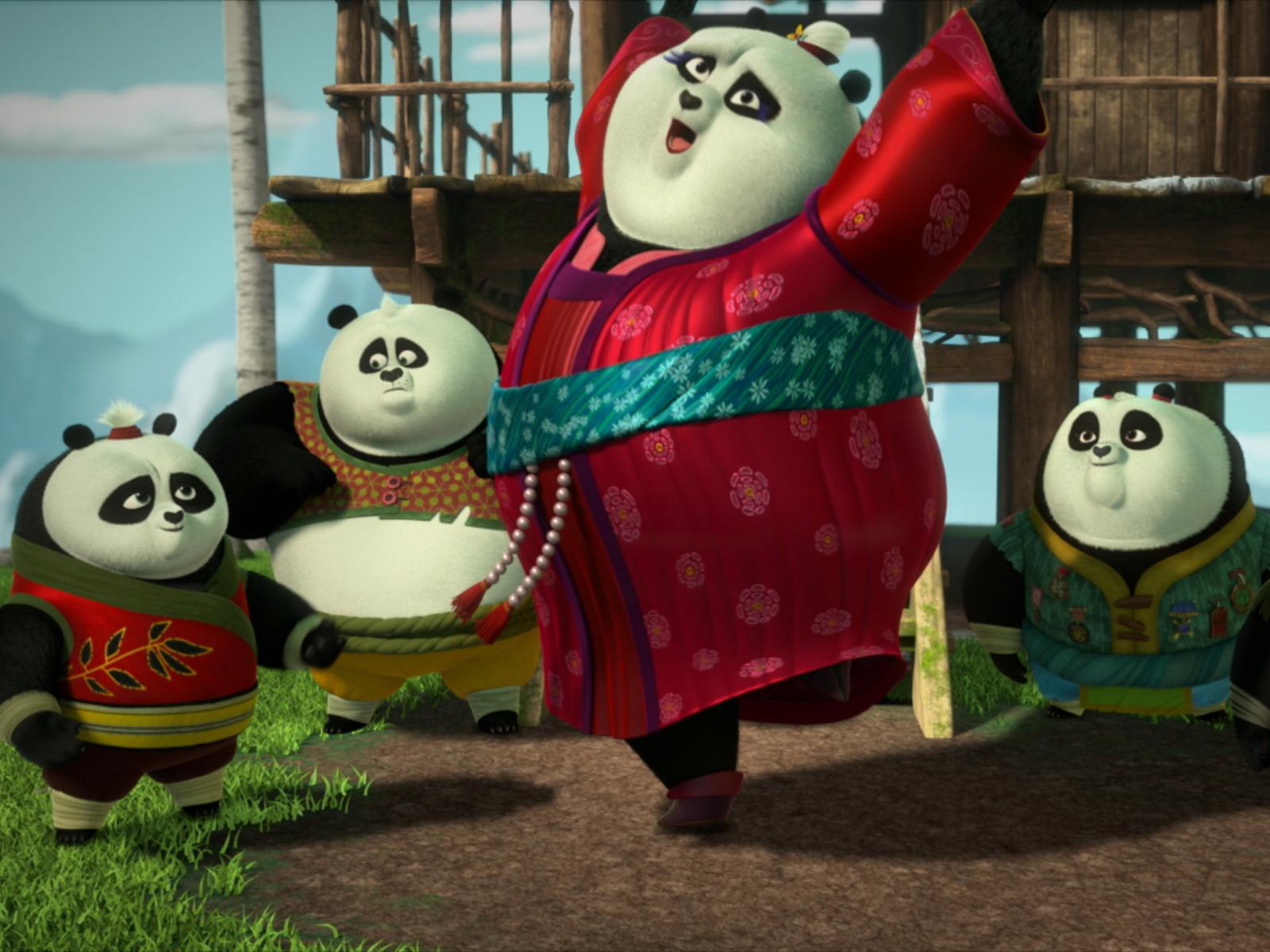 Prime Video Kung Fu Panda The Paws Of Destiny Season 101