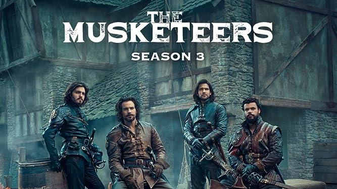 The Musketeers, Season 3