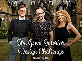Prime Video Great Interior Design Challenge