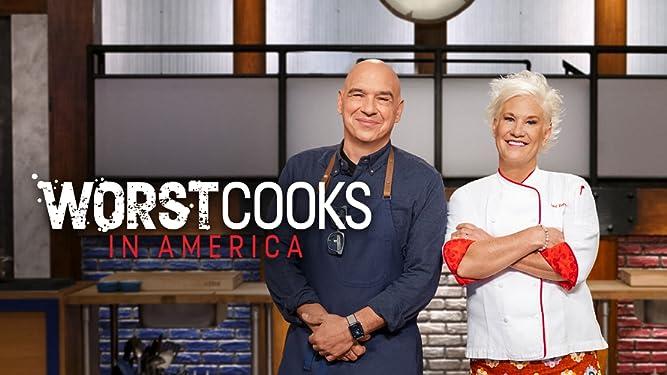 Worst Cooks in America - Season 22