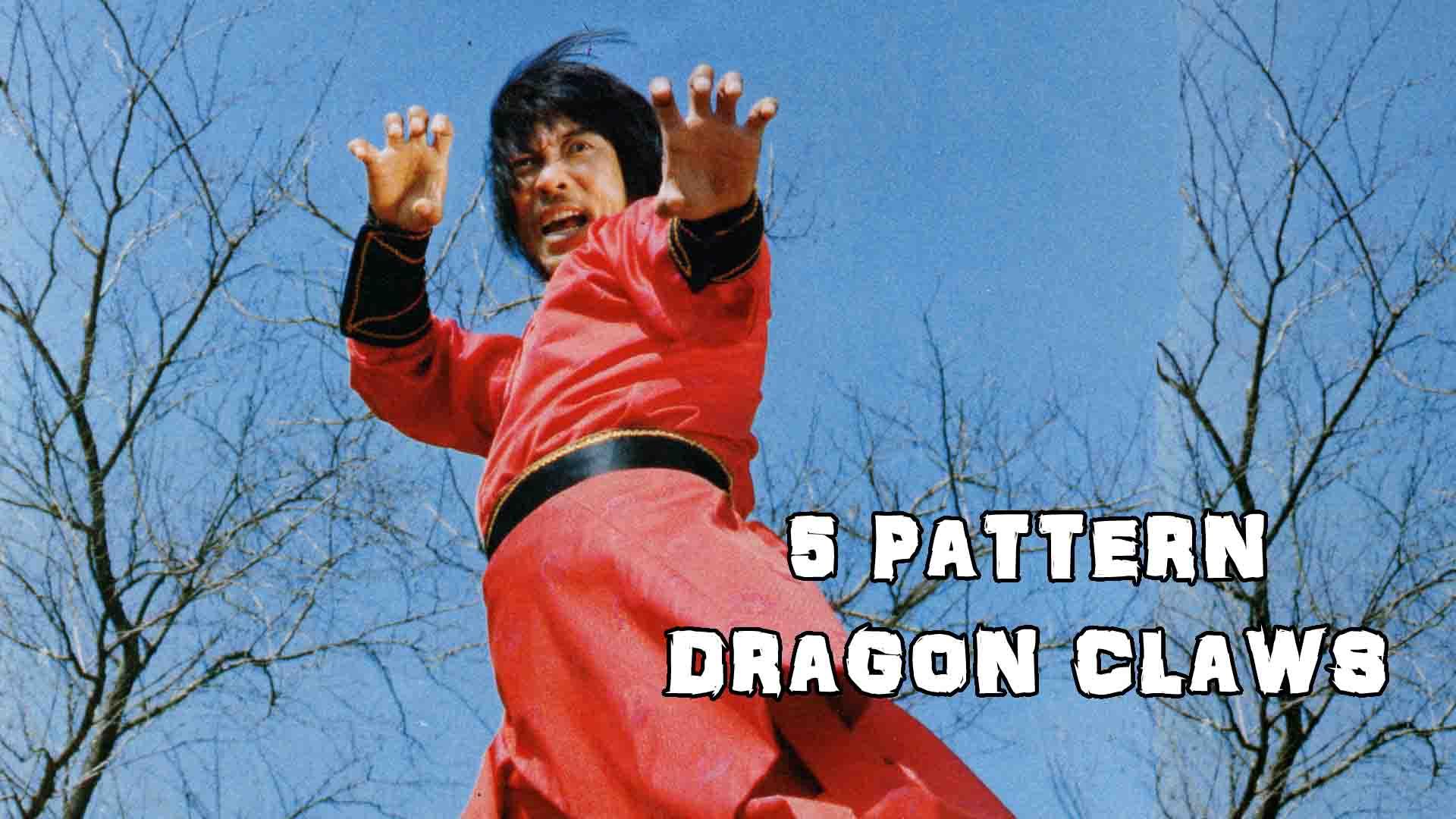 5 Pattern Dragon Claws