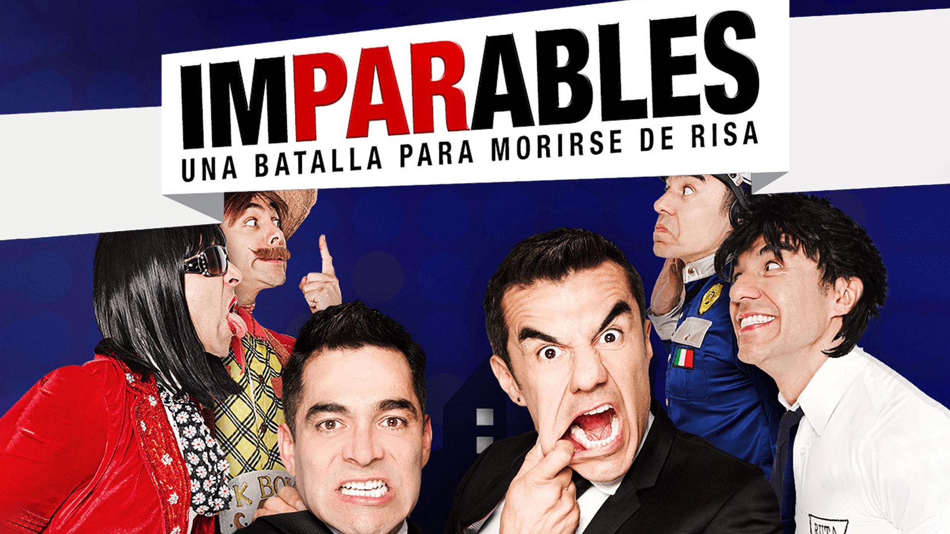 Imparables: Una Batalla Para Morirse de Risa