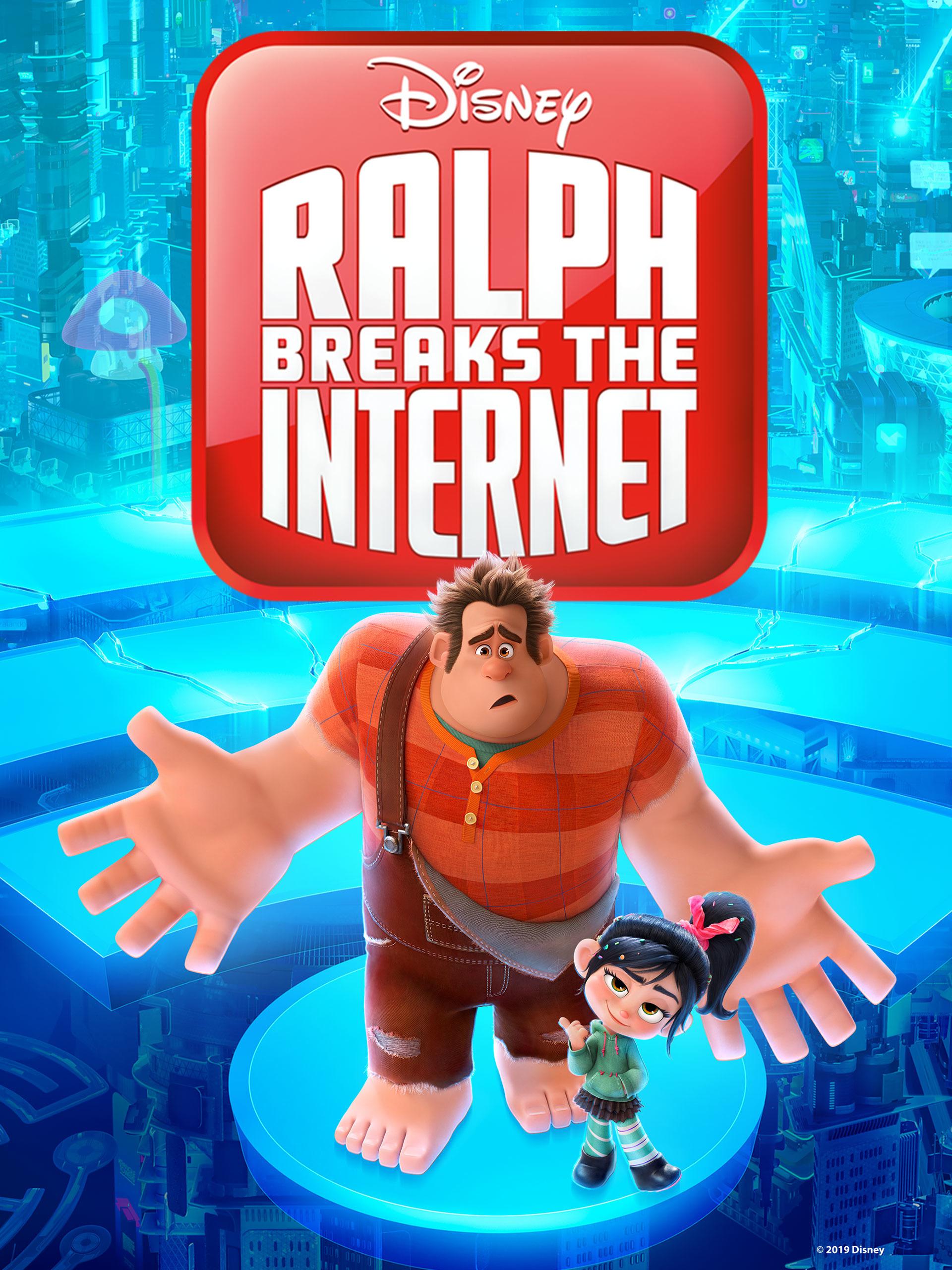 ver ralph breaks the internet online free