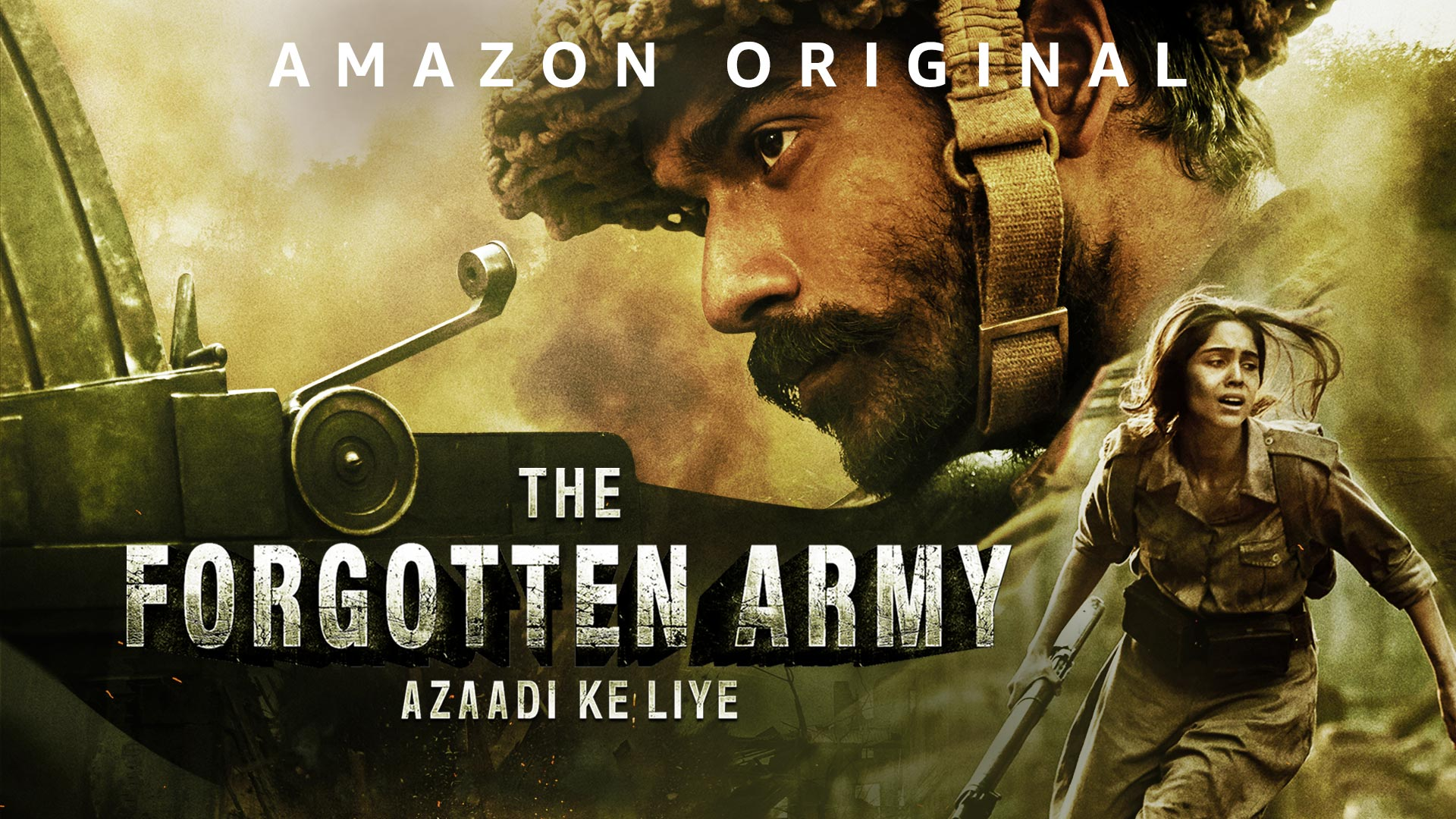 The Forgotten Army - Azaadi ke liye - Season 1