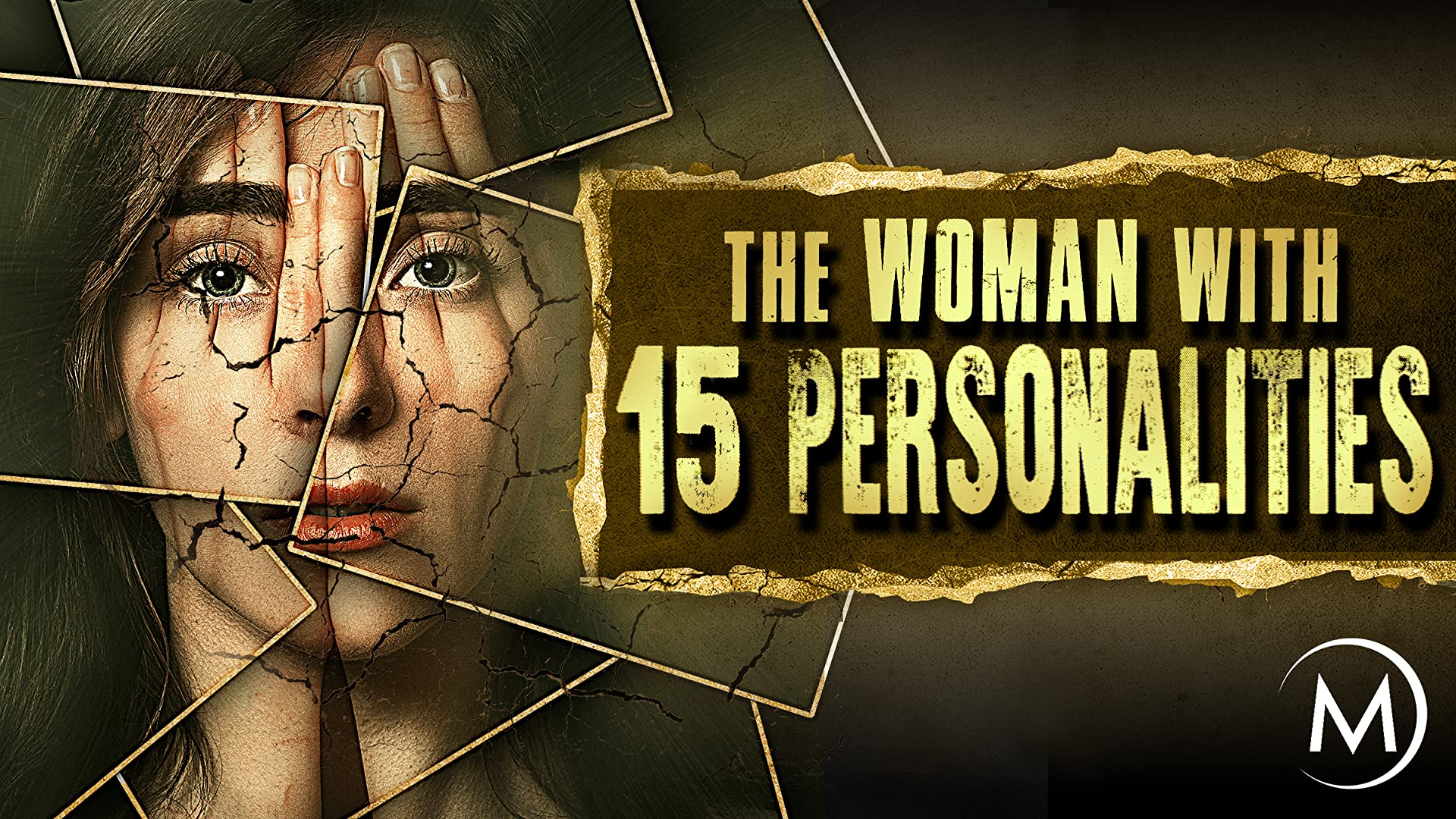 Woman with 15 Personalities
