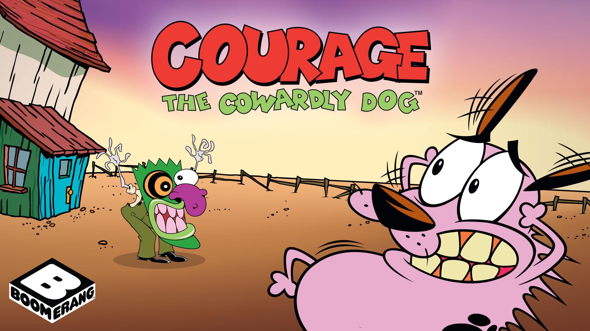 Courage the Cowardly Dog - Season 1