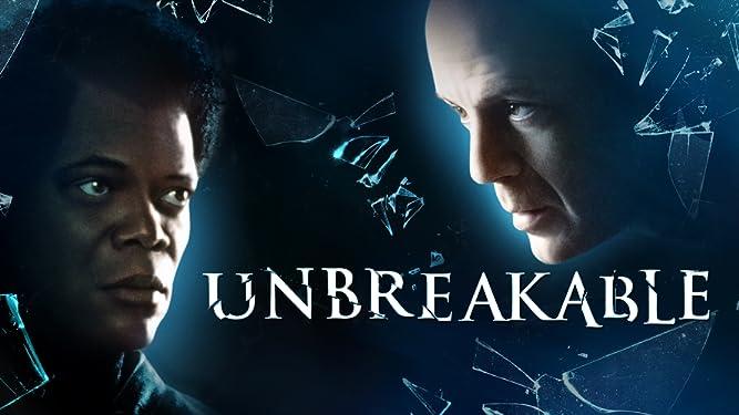 Unbreakable + Bonus Features