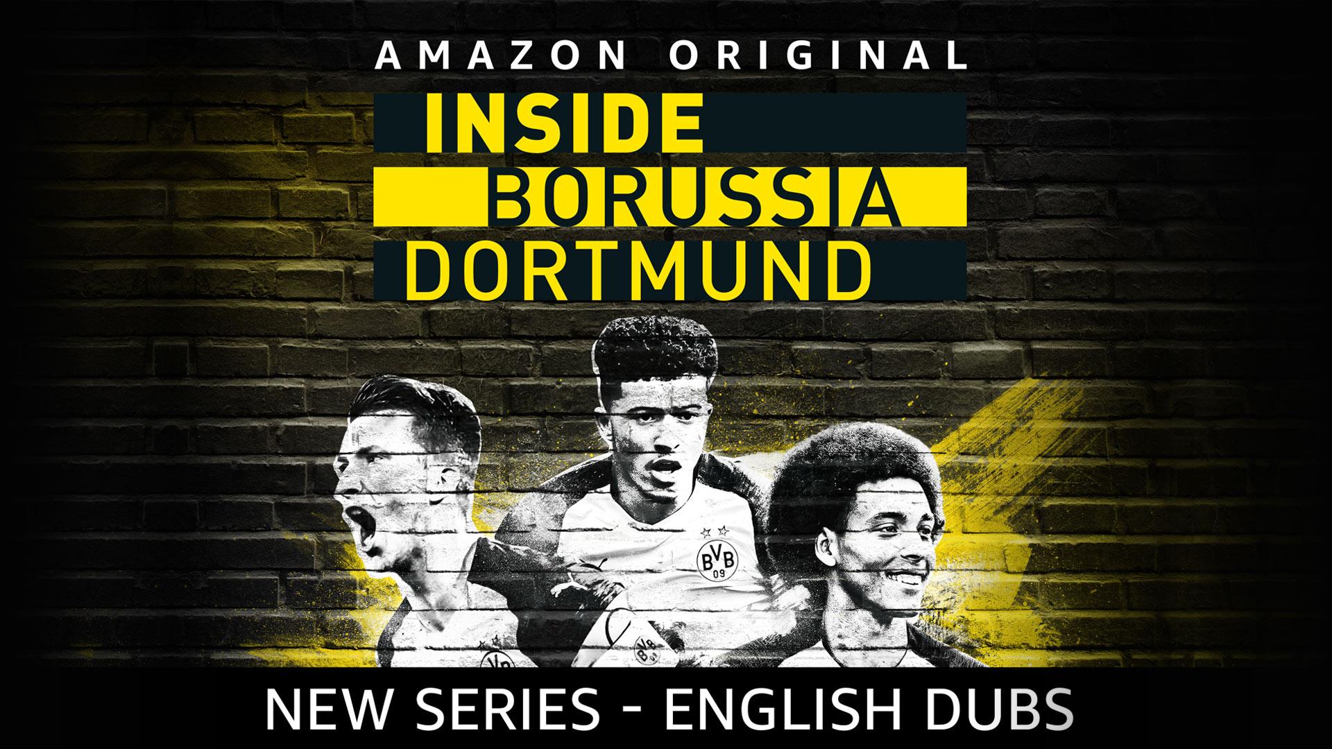 Inside Borussia Dortmund - Season 1 [English Dubbed]