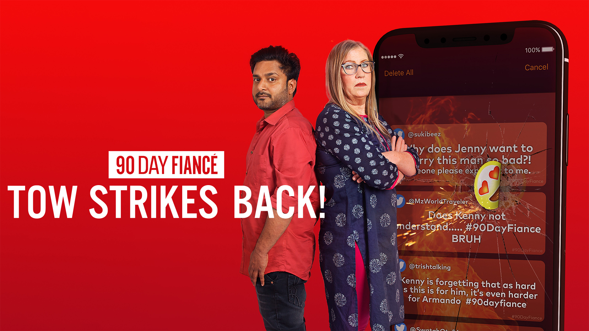 90 Day Fiance: The Other Way Strikes Back! - Season 1