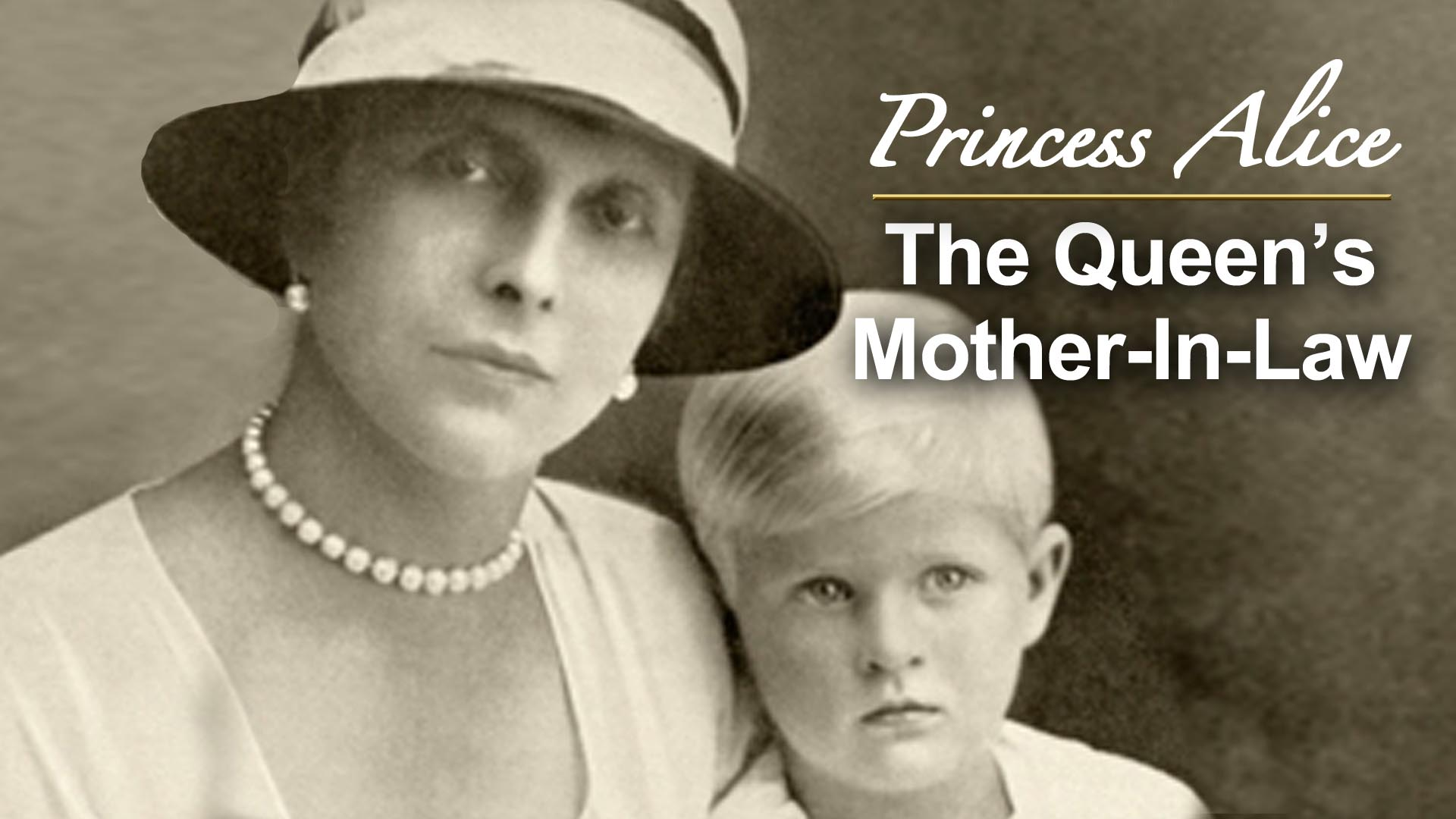 Princess Alice: The Queen's Mother-In-Law