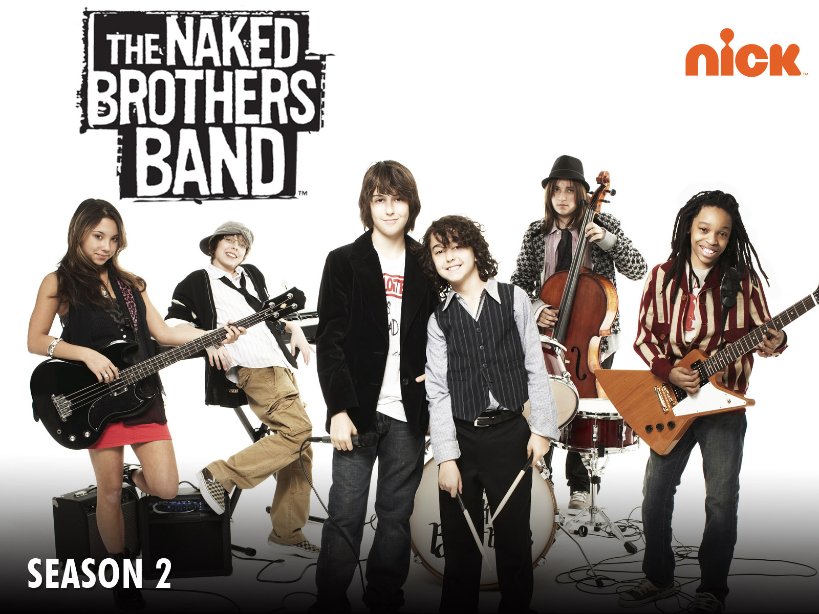 Naked brothers band episode