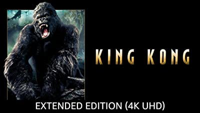 King Kong - Extended Edition (4K UHD)