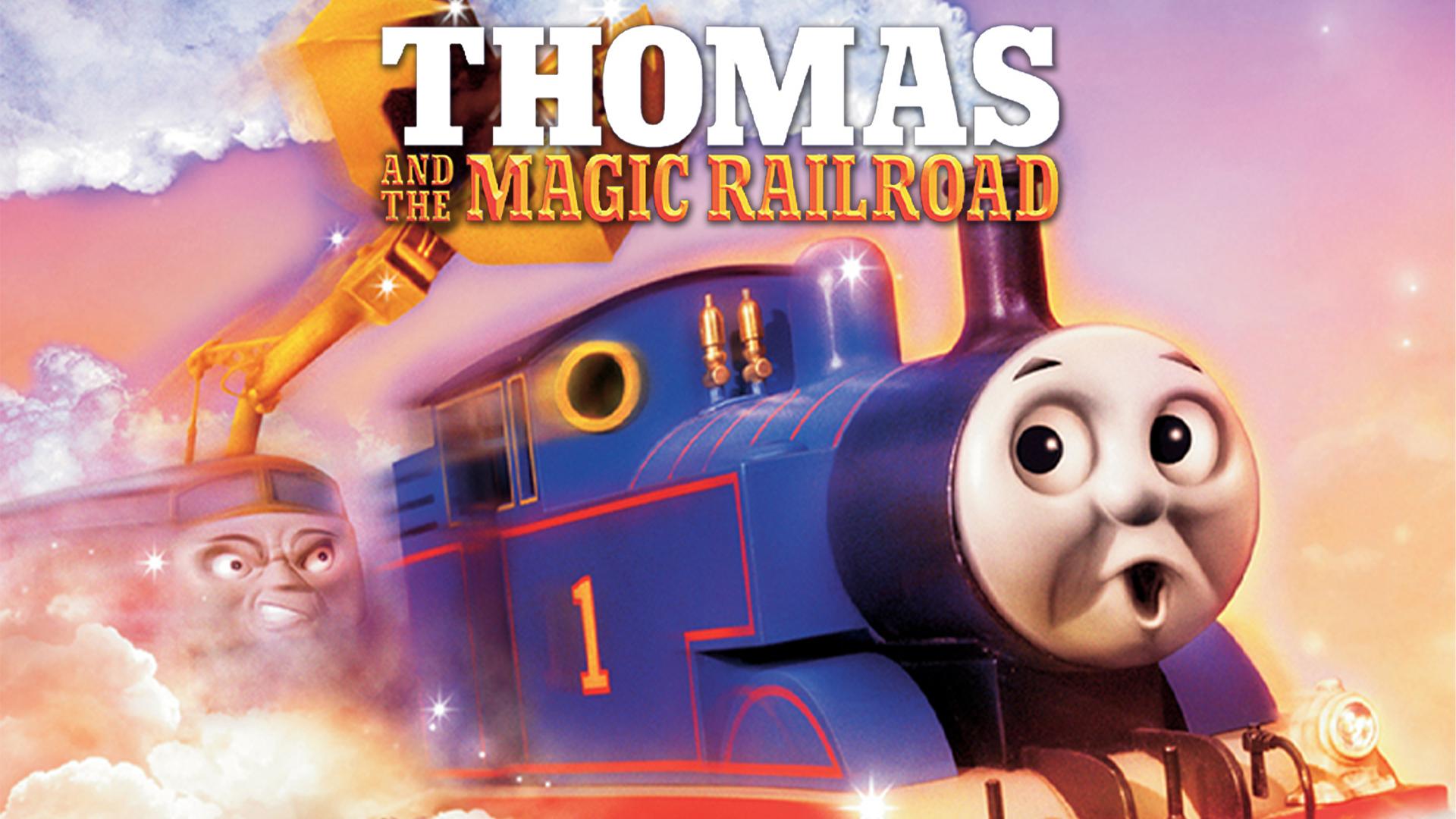 Thomas & the Magic Railroad