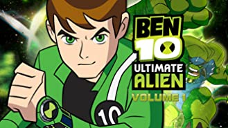 Ben 10: Ultimate Alien Season 1 (Classic)