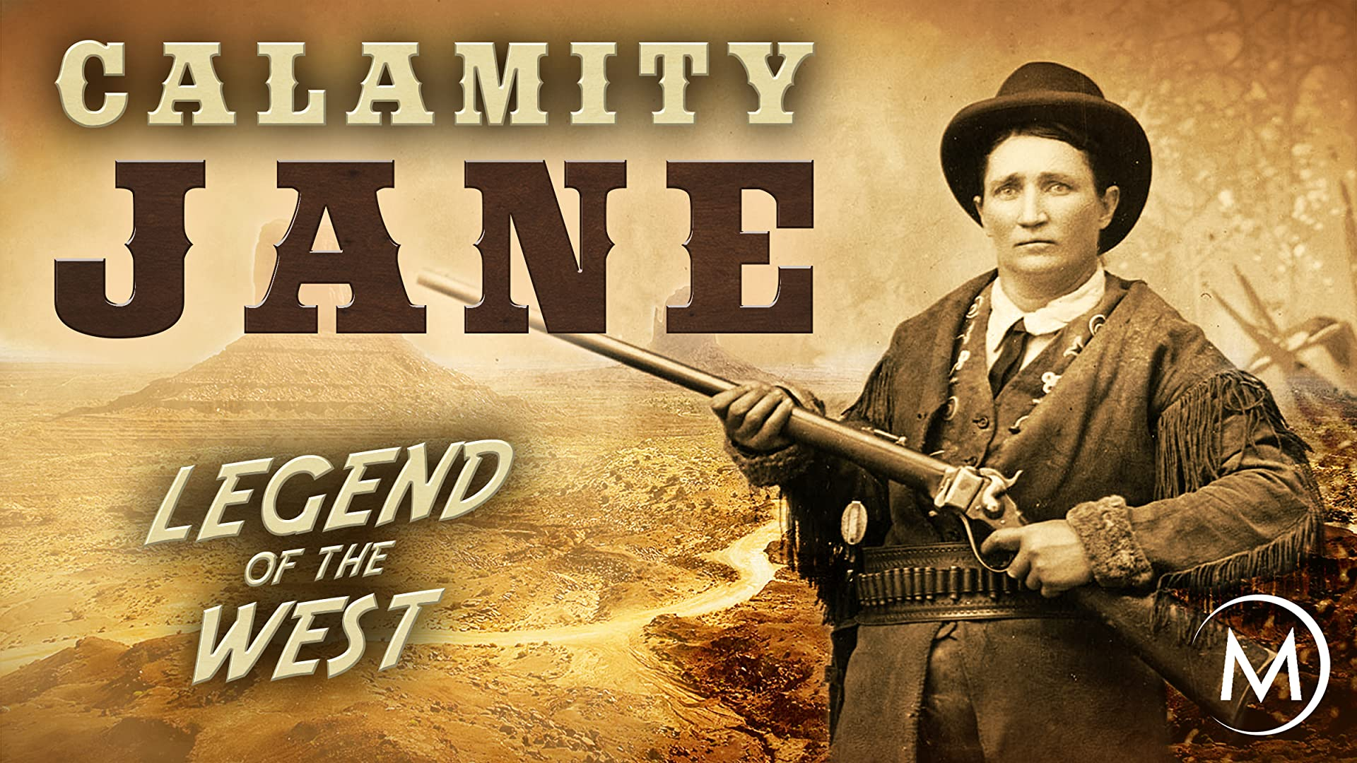 Calamity Jane: Legend of the West